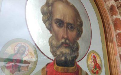 Святитель Николай возвращается