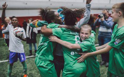 От США до Филиппин: Россию на Международном турнире по футболу среди детей-сирот «Будущее зависит от тебя» представят смоляне