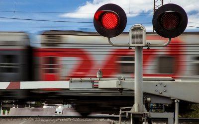 Ограничат движение на переездах в Смоленске