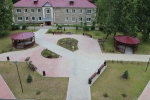 санаторий Борок, дом отдыха, МВД России