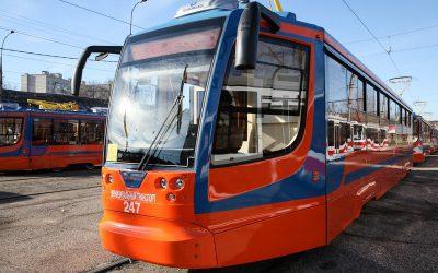 В Смоленске перекроют движение трамваев
