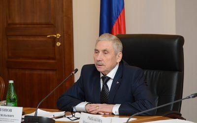 Вице-губернатор Лев Платонов получил выговор