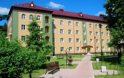 Здравосбережение: санаторий «Борок» МВД России