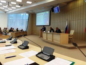Презентация Смоленской области, Дом правительства, день промышленника