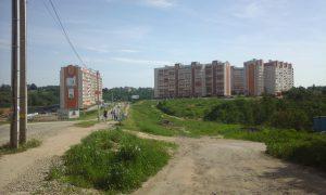 Алтуховка, Смоленск