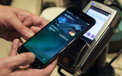 Бесконтактные платежи набирают популярность