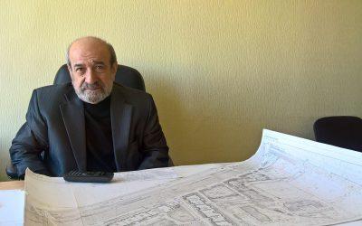 Архитектурная среда: Мирик Абалян с любовью к родному городу