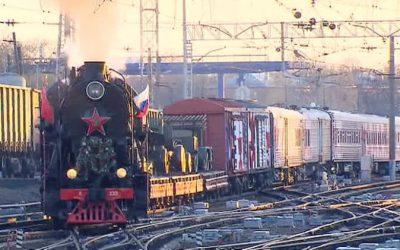 Поезд-музей «Воины Веры» посетит Смоленскую область