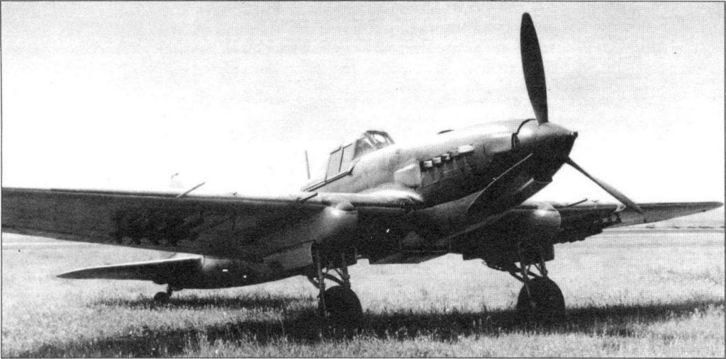 Ил-2, авиационный завод