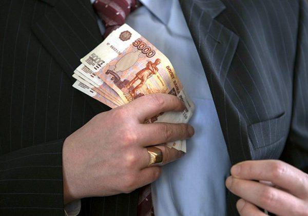 В Смоленской области вырос средний размер взятки почти втрое