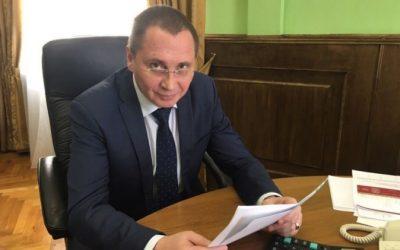 Андрей Борисов избран главой Смоленска