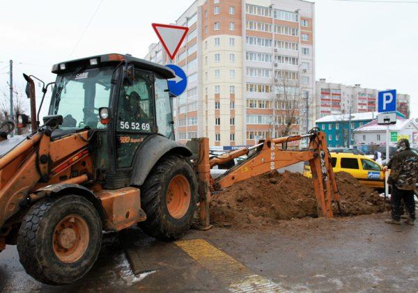 Смоленские газовики предупреждают строителей и не только