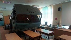 автотранспортный колледж Смоленска, Виктор Лунев