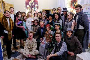 «Горе от ума – 2»: впервые в Смоленске и в мире!