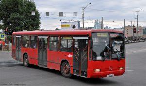транпорт Смоленска, Автоколонна 1308