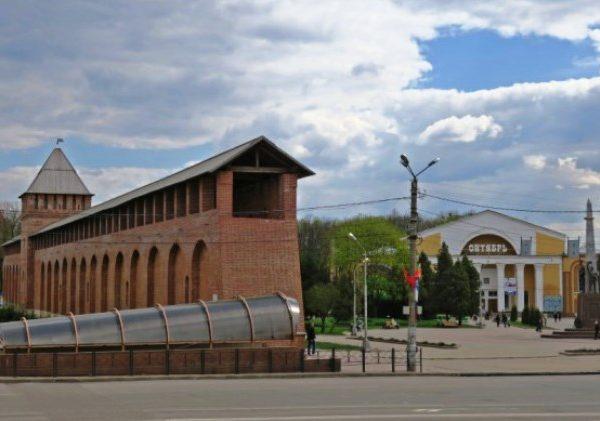 Изменится схема движения транспорта в Смоленске на площади Победы