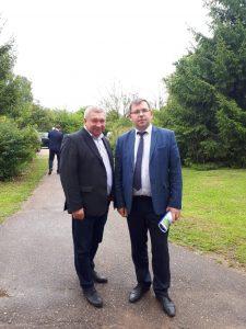 На базе СПК «Дружба» состоялось областное совещание по подведению итогов работы племенных хозяйств Смоленской области
