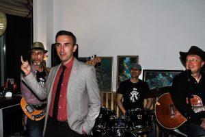 DZh & Outback Blues Company - ответственные за блюз на «Славянском базаре»