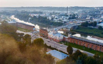 Город-герой Смоленск поздравили на Первом канале (ВИДЕО)