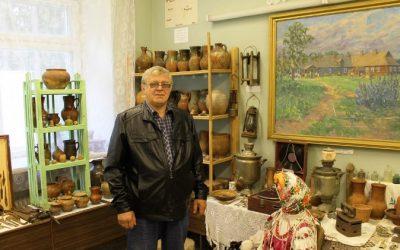 Удивительный музей и День города на славной Ельнинской земле
