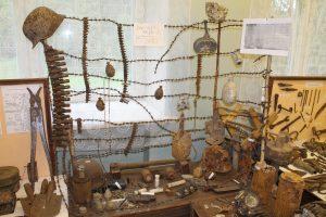 Ельнинский музей в школе