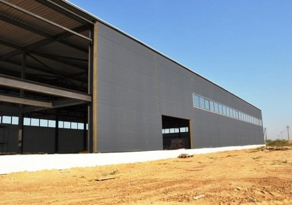 В Смоленске строят новый завод шинопроводов