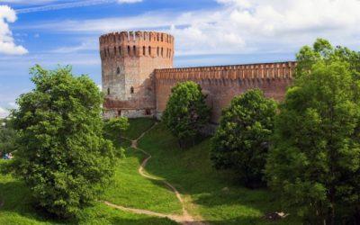 Смоленскую крепостную стену и музей-заповедник «Гнездово» могут объединить в единый комплекс