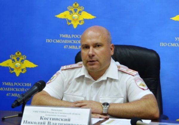 В Смоленске бывшего полицейского управления по вопросам миграции отправили  в колонию