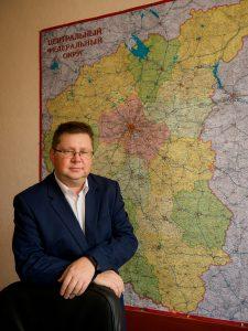 Генеральный директор ОАО «ИТЦ «Экология» Денисов Сергей Иванович