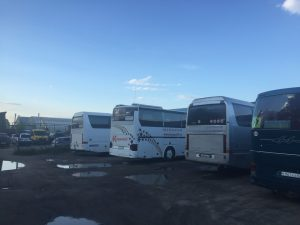 «Смоленск-Magnat Travel». транспорт Смоленска