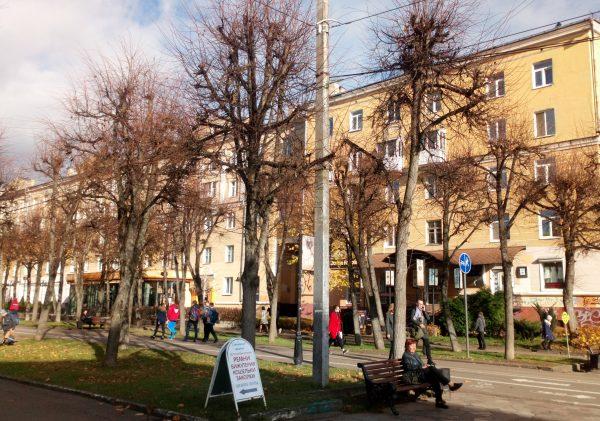 """УК """"Смоленские коммунальные системы"""" – о проблемном ЖКХ в центре Смоленска"""