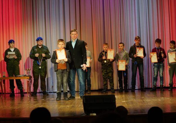 В ДК Профсоюзов прошёл праздничный концерт