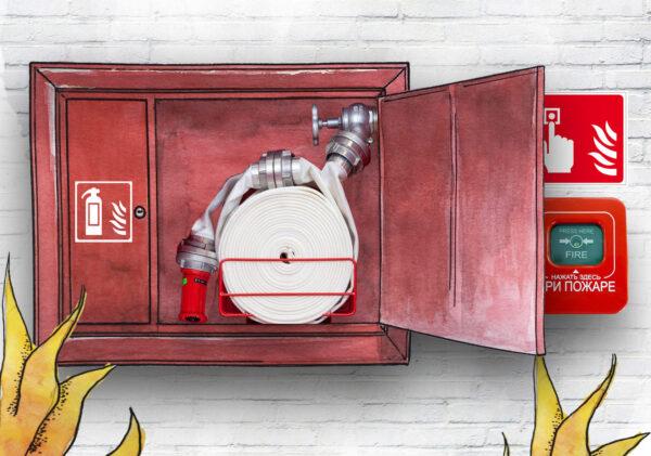 Смоленск, повышение квалификации по пожарной безопасности